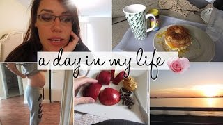 day in my life stay at home wife   22 weeks pregnant