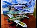 P-47D Thunderbolt Tamiya 1/48 - Full Build