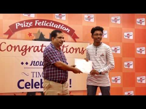 Prize Distribution For Diploma Student 2016 Exams | Vidyalankar Classes