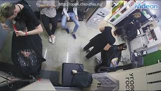 2019-06-13 17:39 Kazan Metro Tukaja Chio Chio hair salon