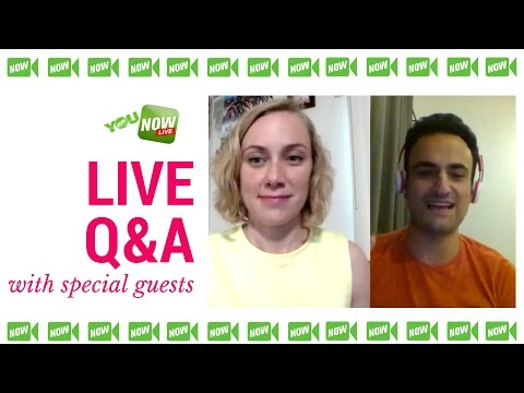 LIVE !Mental Health Q&A on YouNow - with Kati Morton & Guests