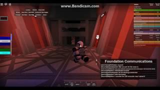 Roblox SCP Site-49 CDN Solo Raider