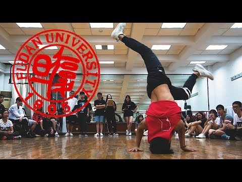 Auditioning for a Shanghai Dance Team [Study A-VLog Ep. 5]