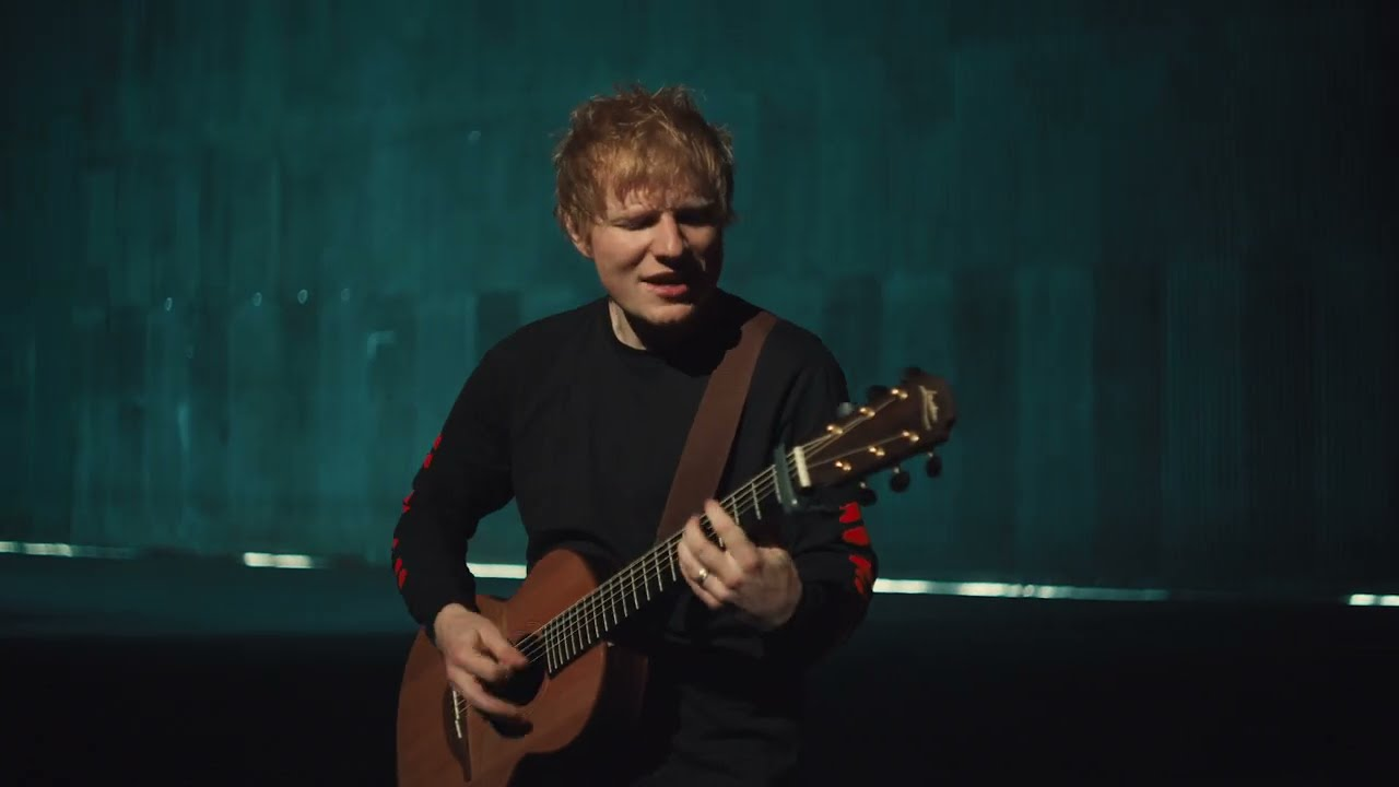 Download Ed Sheeran – Shivers [Official Acoustic Video]