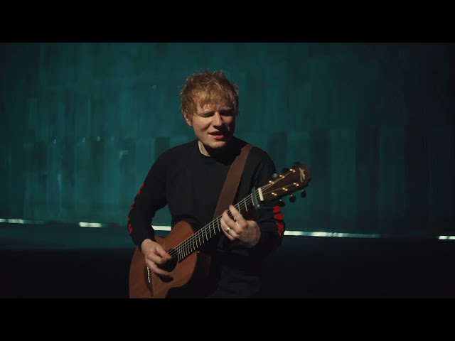 Ed Sheeran – Shivers [Official Acoustic Video]