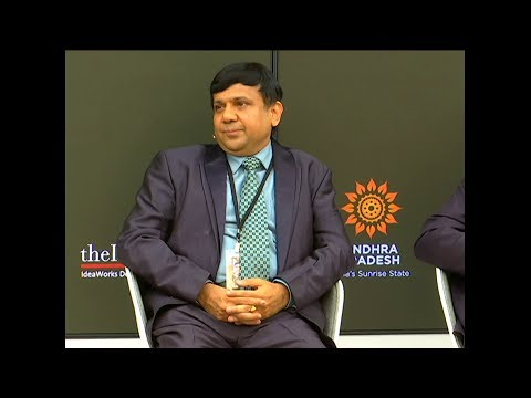 Mega Cities for Tomorrow, Sunrise Andhra Pradesh Lounge
