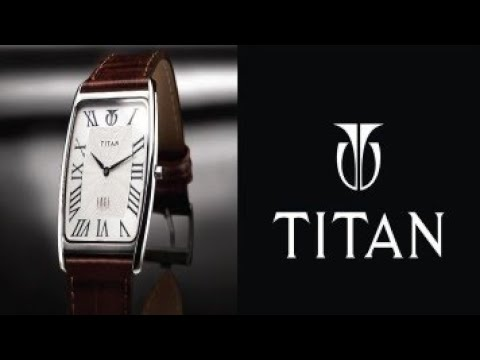 Titan Edge Watch #Titan