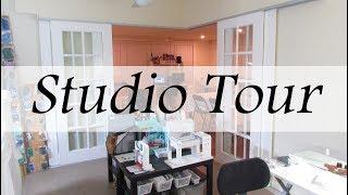 Studio Tour (New House)