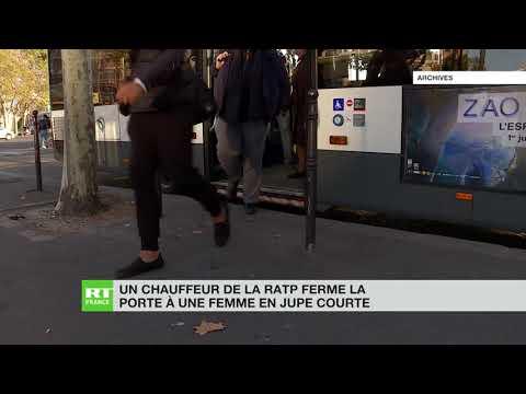 A Paris un chauffeur aurait interdit à deux femmes l'accès à son bus pour une jupe jugée trop courte