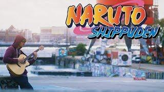BLUE BIRD - Naruto Shippuden Opening 3 (ナルト疾風伝) - Fingerstyle Guitar Cover thumbnail