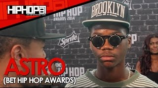 """Brian """"Astro"""" Bradley Goes Hollywood At The BET Hip Hop Awards With HHS1987"""