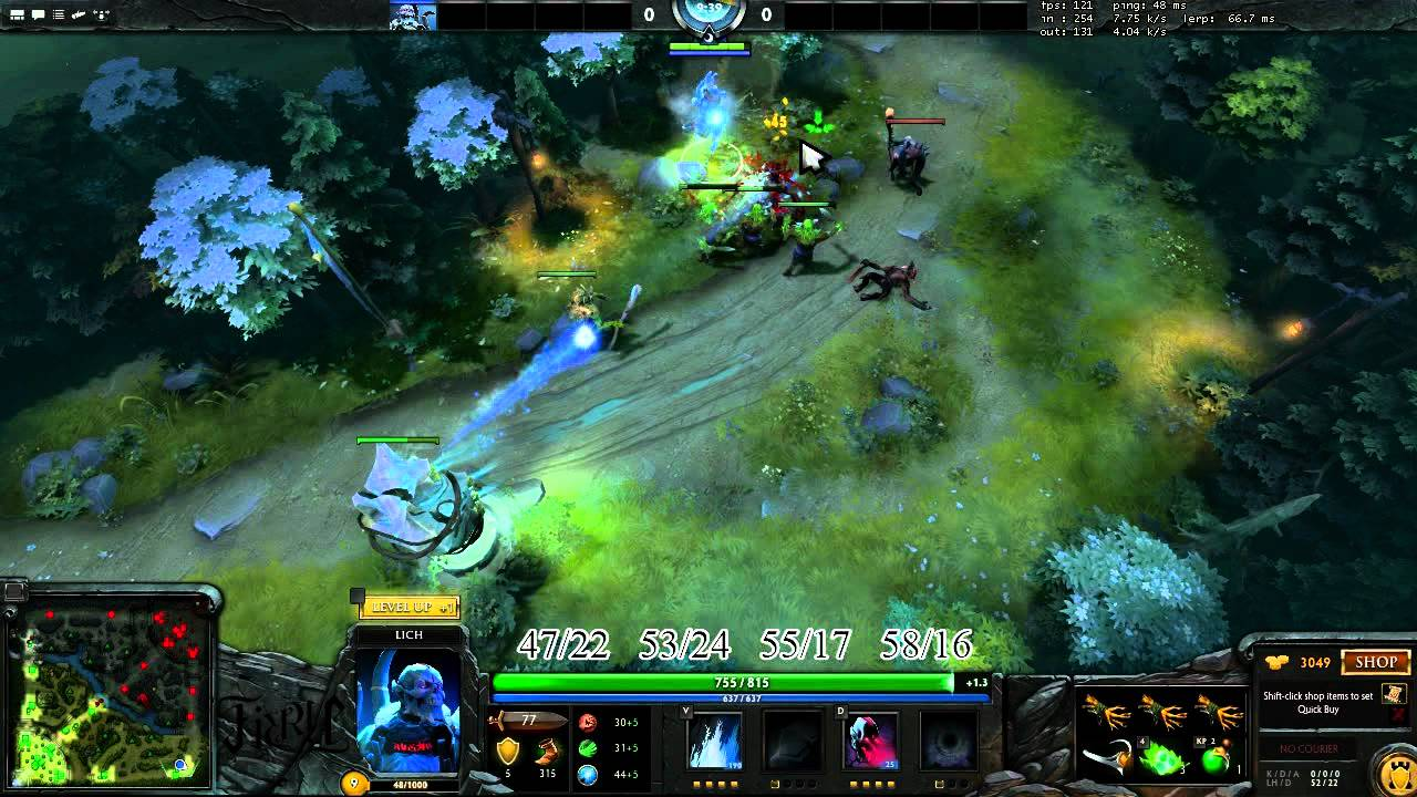 dota 2 the comprehensive guide to last hitting youtube
