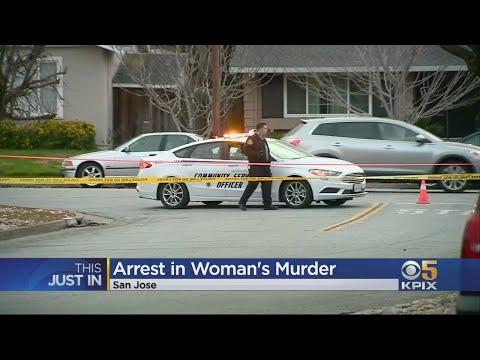 San Jose Police Make Arrest In Brutal Slaying Of Bambi Larson