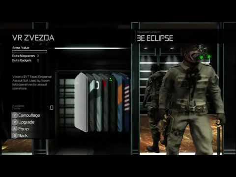 Tom Clancy's Splinter Cell Conviction (PC X360) - Uplay Win Rewards trailer