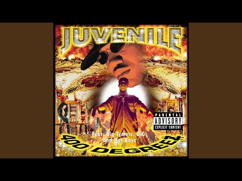 Juvenile On Fire (Explicit)