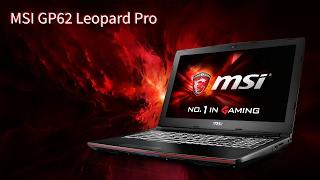 MSI GP62 Leopard Pro - recenzja niedrogiego, gamingowego laptopa - MSI Gaming School