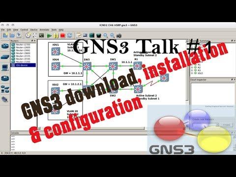 GNS3 1.3.3 TÉLÉCHARGER