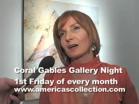 Velia Larcinese of The Americas Collection