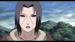 Full Fight  Itachi and Nagato VS Naruto and Killer Bee English Sub