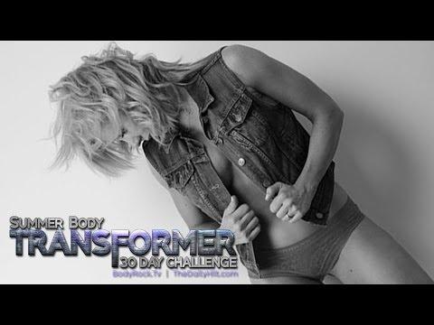 Трансформация тела - День 30