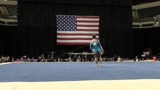 Christina Desiderio – Floor Exercise – 2015 P&G Championships – Jr. Women Day 2