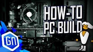 Hoe bouw ik een GAME-PC? | TIPS n' TRICKS + SPEEDBUILD