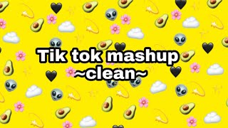 Tik-Tok mashup •maybe clean maybe not clean• TRENDS 2019-2020