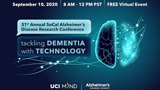 Watch live! smart homes. video games. artificial intelligence. learn how new technology is being used to accelerate science and care for alzheimer's disease ...