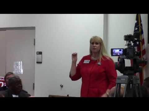 Tracy Jordan - Insurance Commissioner