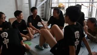 2014-2015田家炳中學羽毛球隊日本宣傳片