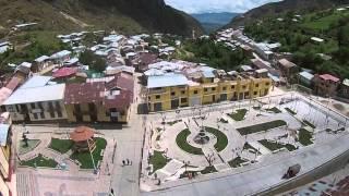 Bambamarca, Hualgayoc y Chota Vista desde un Drone (Cajamarca-Perú)