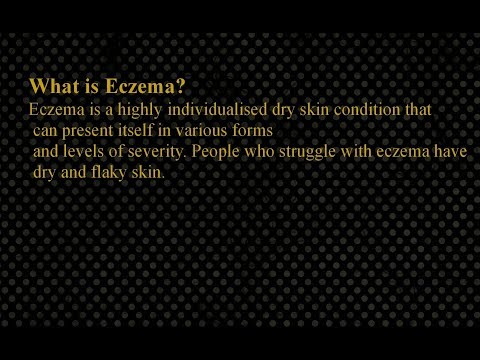 How to treat eczema:5 natural eczema home remedies.