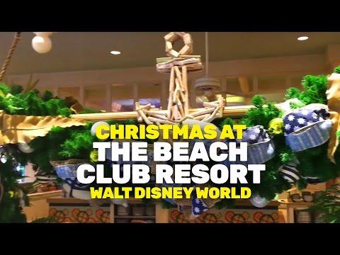 Christmas at the Beach Club Resort (Walt Disney World)