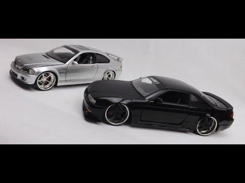 Nissan Slivia S15 240SX BMW M3 E46 AC Schnitzer