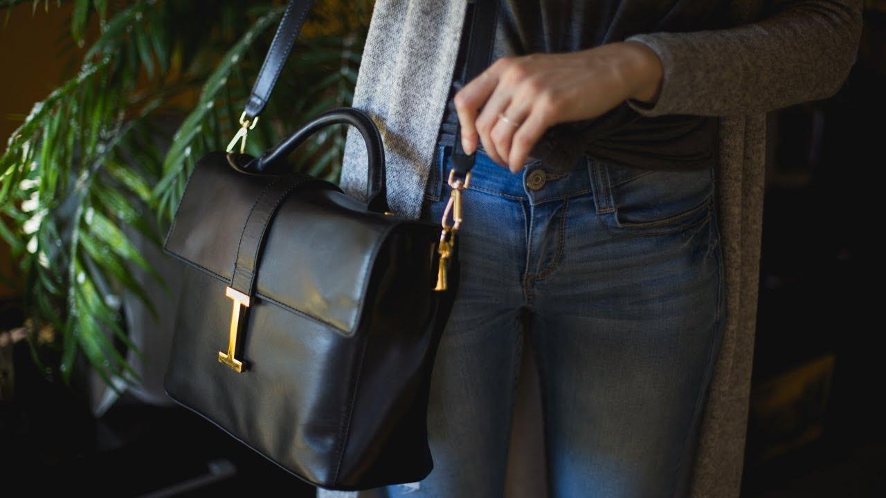 Isaac Mizrahi Liz Camera Bag Review