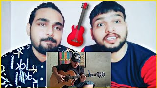 Indian reaction on Arijit Singh - Tum Hi Ho (fingerstyle cover) - Alip_Ba_Ta
