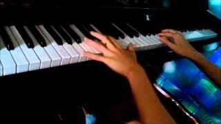 Небо поможет нам piano cover