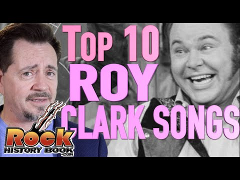 Top 10 Roy Clark Songs - Our Tribute To Roy - RIP