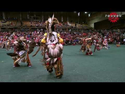 Jr Mens Traditional @ Edmonton Expo Powwow 2018