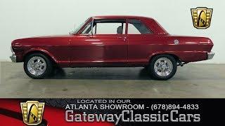 1965 Chevrolet Nova - Gateway Classic Cars of Atlanta #419