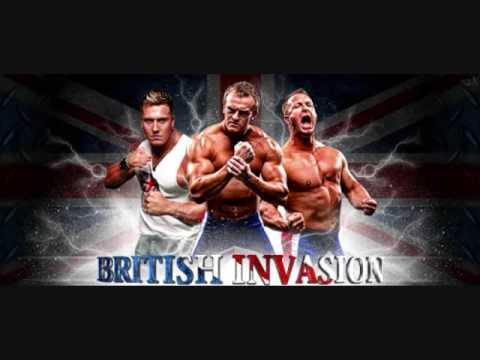 TNA BRITISH INVASION THEME