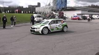 Rally Master Show 2016  SRT Special // Ралли Мастер Шоу 2016 в Гостях у SRT