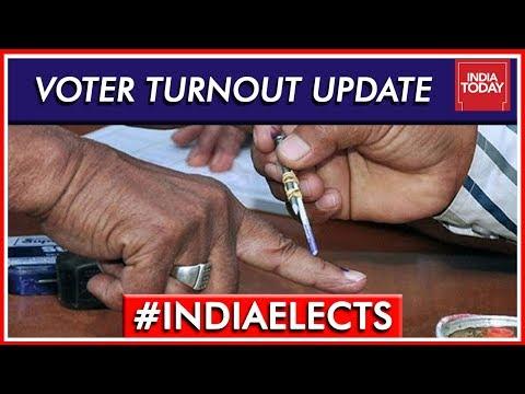 Voter Turnout High In Bihar, Assam; Low In Karnataka, Tamil Nadu, Maharashtra