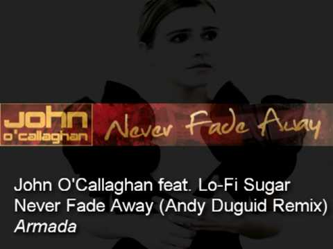 John o callaghan never fade away andy duguid remix