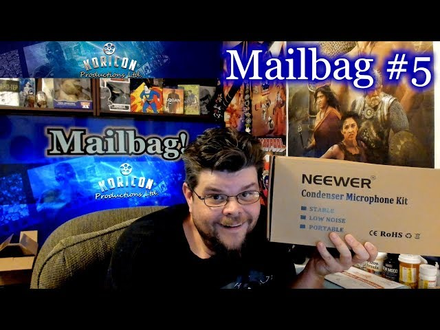 ✉ Mailbag #5 - Thank You, You're Awesome!