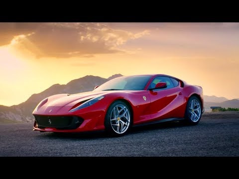 The Ferrari 812 Superfast | Top Gear: Series 25