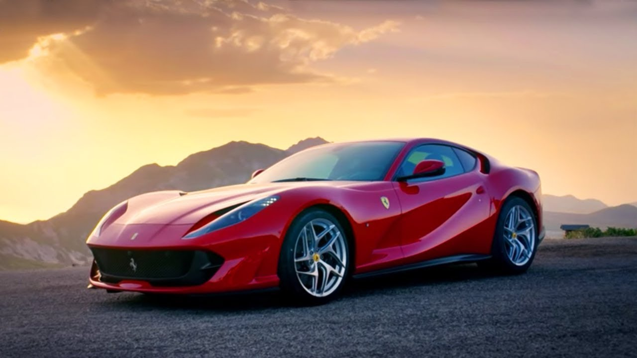 The Ferrari 812 Superfast | Top Gear: Series 25 - YouTube
