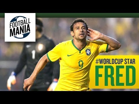 #WorldCup Star - Fred | Brazil - Highlights