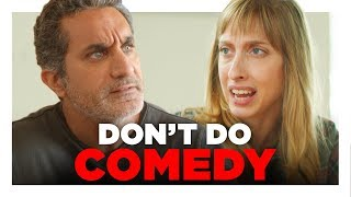 Comedy Sucks (with Bassem Youssef)