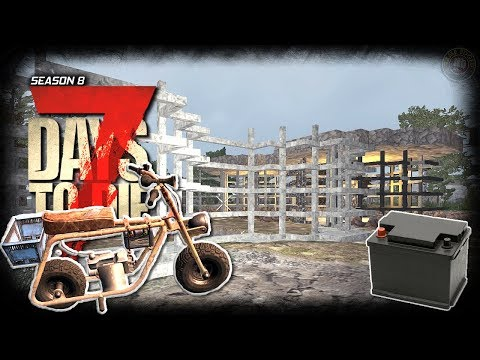 Yes Finally! | 7 Days To Die Gameplay | EP19